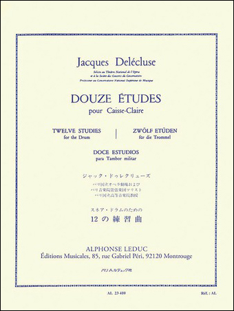 Twelve Etudes