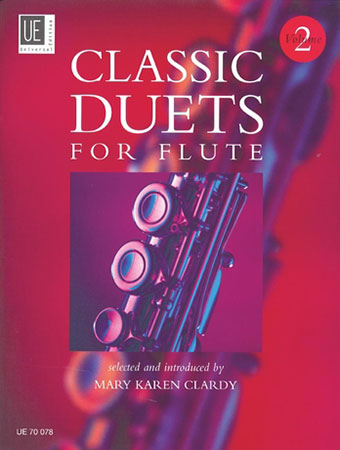 Classic Duets for Flute No. 2