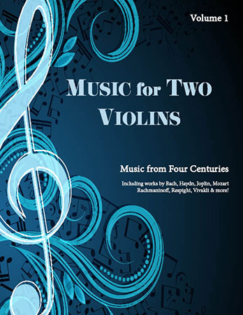 Music for Two Violins Vol. 1