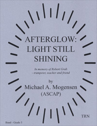 Afterglow Light Still Shining