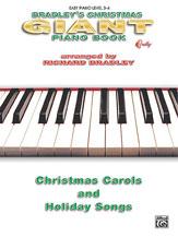 Bradley's Giant Christmas Piano Book