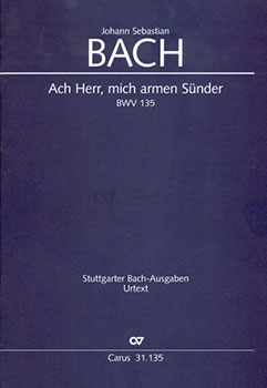 Cantata No. 135