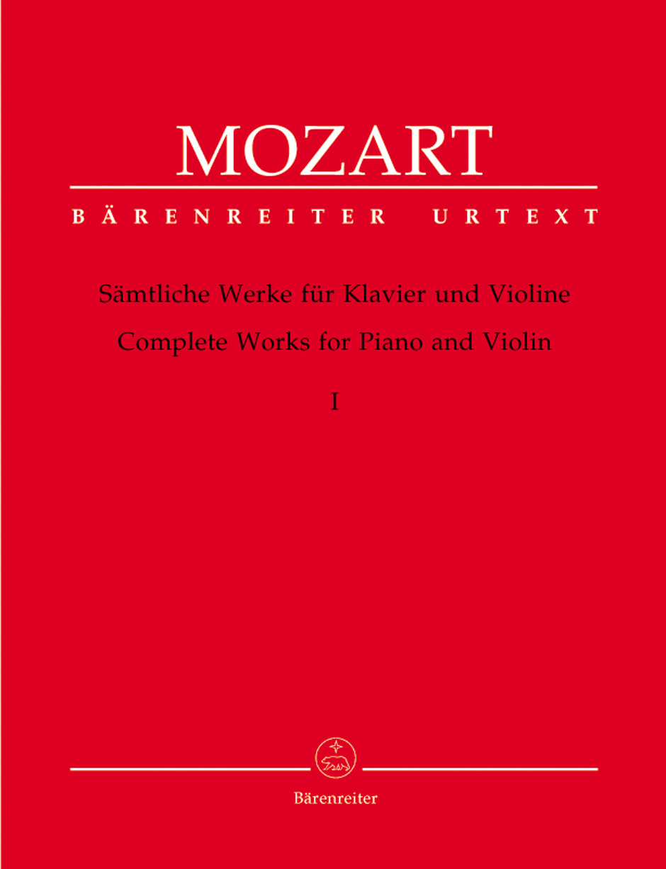 Complete Works for Piano and Violin