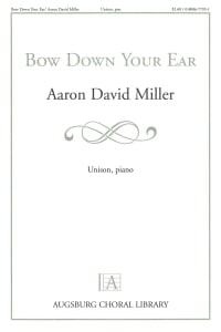 Bow down Your Ear  Cover
