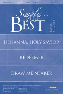 Simply the Best Easter Vol 1