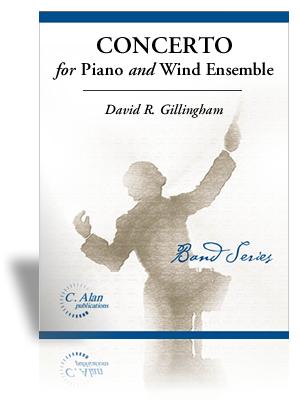 Concerto for Piano Percussion
