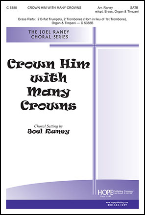 Crown Him with Many Crowns (SATB ) arr. Joel | J.W. Pepper Sheet Music