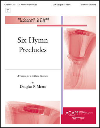 Six Hymn Preludes for Four in Hand