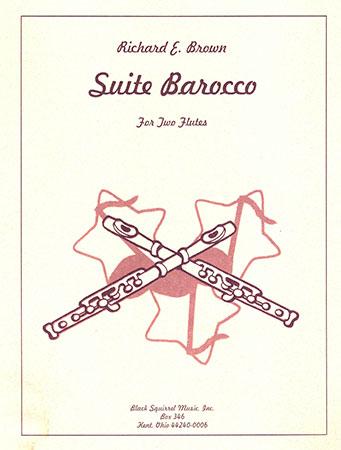 Suite Barocco Cover