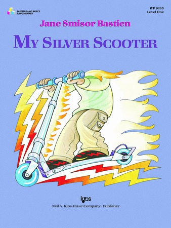 My Silver Scooter