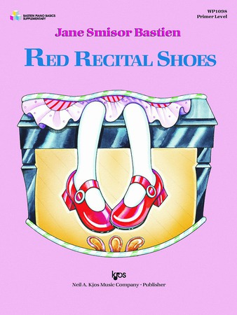 Red Recital Shoes