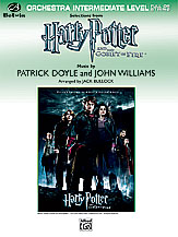 Harry Potter and the Goblet of Fire - Selections