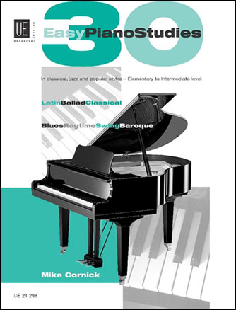 30 Easy Piano Studies