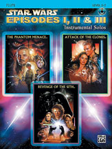 Star Wars Episodes I, II & III