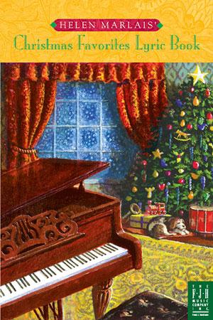 Christmas Favorites Lyric Book