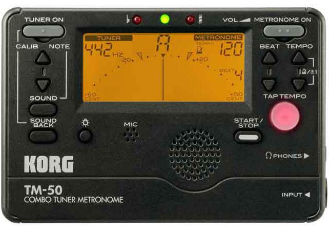 Korg Digital Tuner & Metronome
