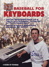 Sports Scores-Baseball for Keyboards