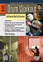 30 Day Drum Workout  Cover