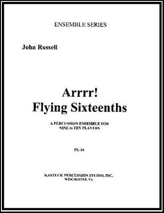 Arrrr Flying 16ths