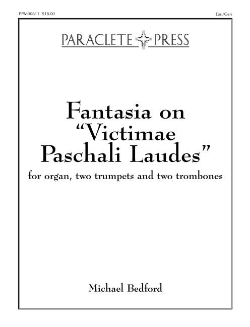 Fantasia on Victimae Paschali Laudes