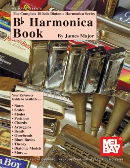 B Flat Harmonica Book