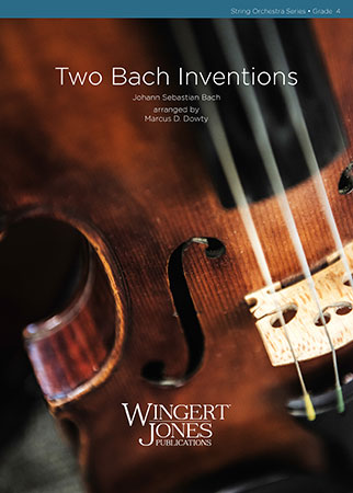 Two Bach Inventions