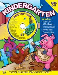 Kindergarten Songs that Teach