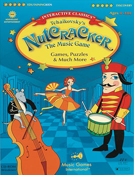 Nutcracker Music Game
