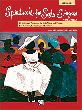 Spirituals for Solo Singers