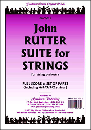 Suite for Strings