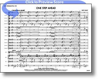 One Step Ahead - Score