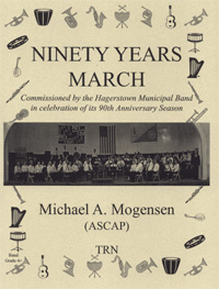 90 Years March