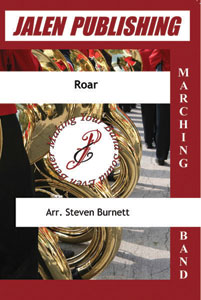 Roar by Steven Burnett| J W  Pepper Sheet Music