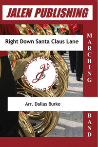 Right down Santa Claus Lane