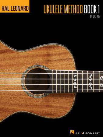 Hal Leonard Ukulele Method