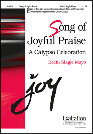 Song of Joyful Praise Thumbnail