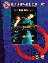 No Reading Required Easy Rock Bass Lines