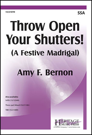 Throw Open Your Shutters! Thumbnail