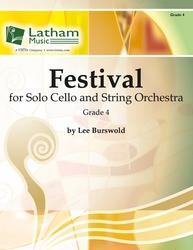 Festival for Solo Cello and String Orchestra