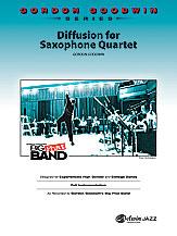 Diffusion for Saxophone Quartet