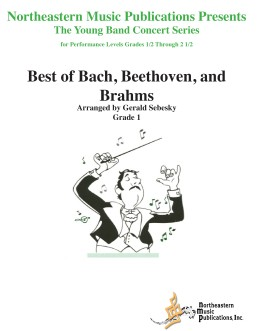 Best of Bach, Beethoven and Brahms