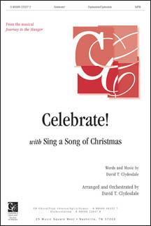 Celebrate/ sing a Song of Christmas