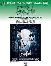 Corpse Bride Selections