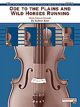 Ode to the Plains and Wild Horses Running