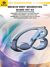 Belwin Very Beginning Band Kit No. 2