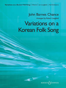 Variations on a Korean Folk Song  Thumbnail