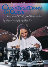 Conversations in Clave DVD
