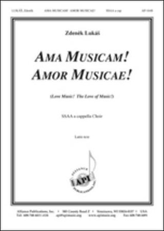 Ama Musicam Amor Musicae
