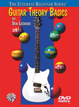 Guitar Theory Bascis