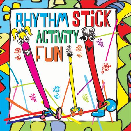 Rhythm Stick Activity Fun